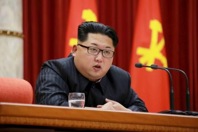 उत्तर कोरियाली शासक किम जोङ उन