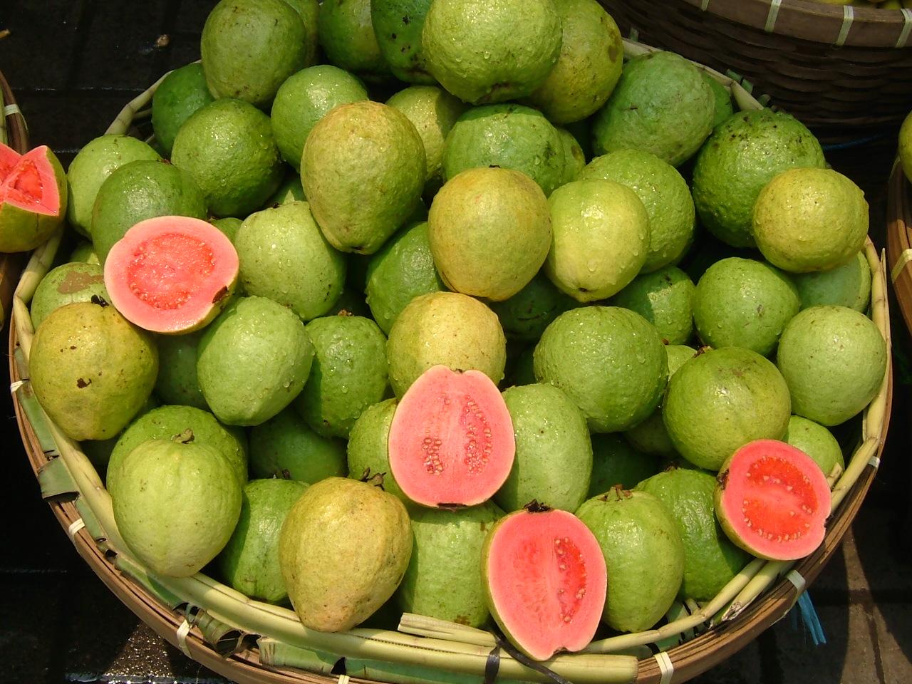 Basket of Guava