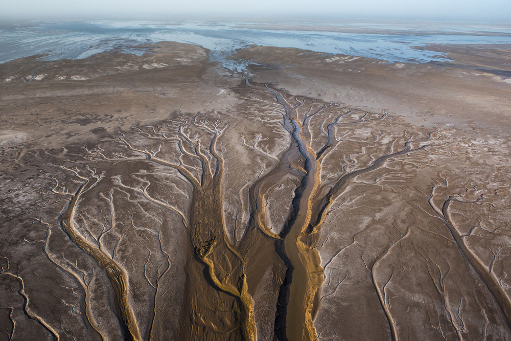 Breath-Taking Aerial View of Colorado River in Mexico (6)