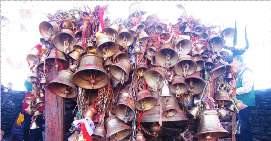 जलेश्वरमा त्रिशूलीदेवीको मन्दिर खुला गरियो
