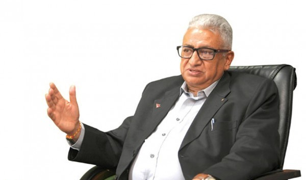 Government sends (recall) letter to Ambassador Upadhyay