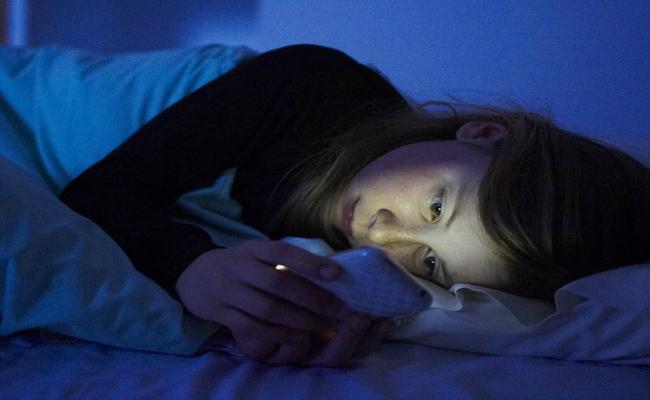smart phone in darkness 2