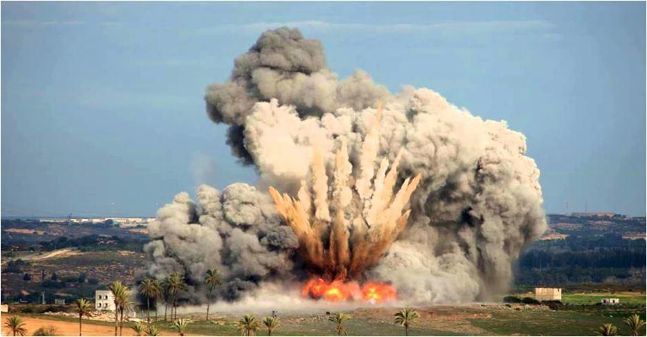 हवाई आक्रमणमा १८ जनाको मृत्यु