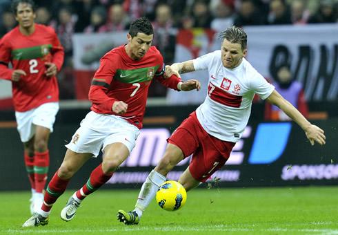 portugal vs poland ronaldo