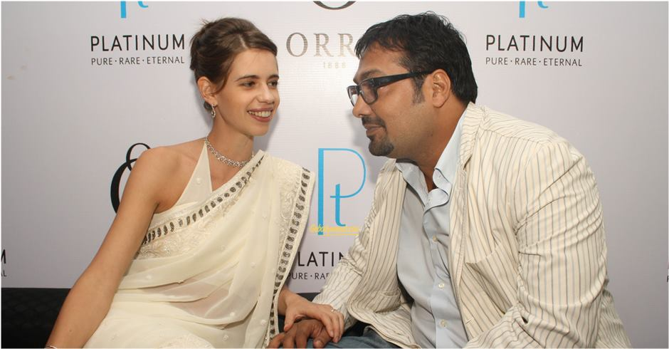 Anurag Kashyap and Kalki Koechlin 29269912