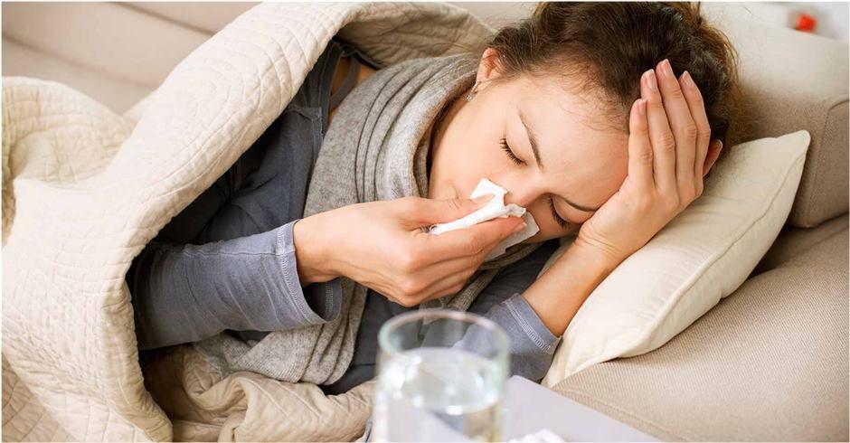 fever runny nose 20196779