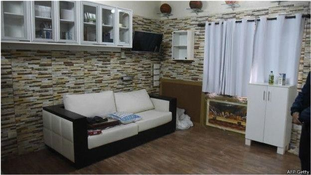 luxury suite cell paraguay 11357788
