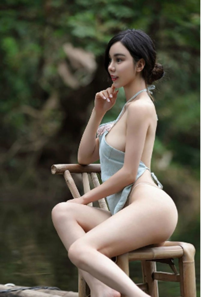 Chinese girl beautiful 5