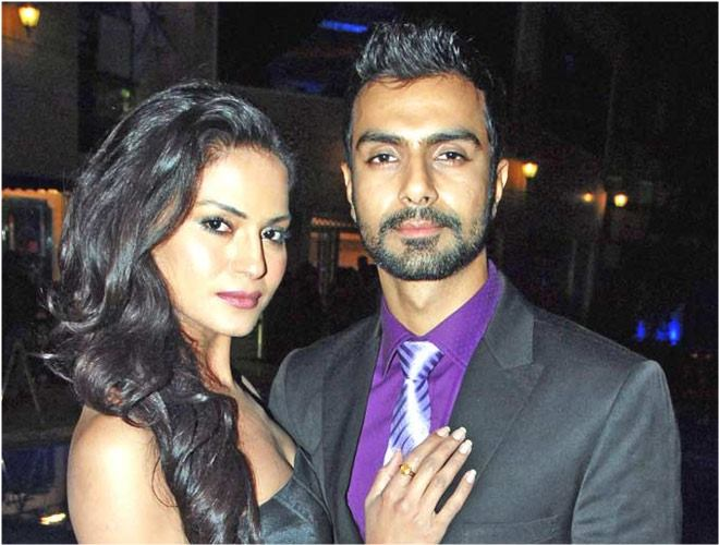 Veena Mallik with Ashmit Patel 1725968