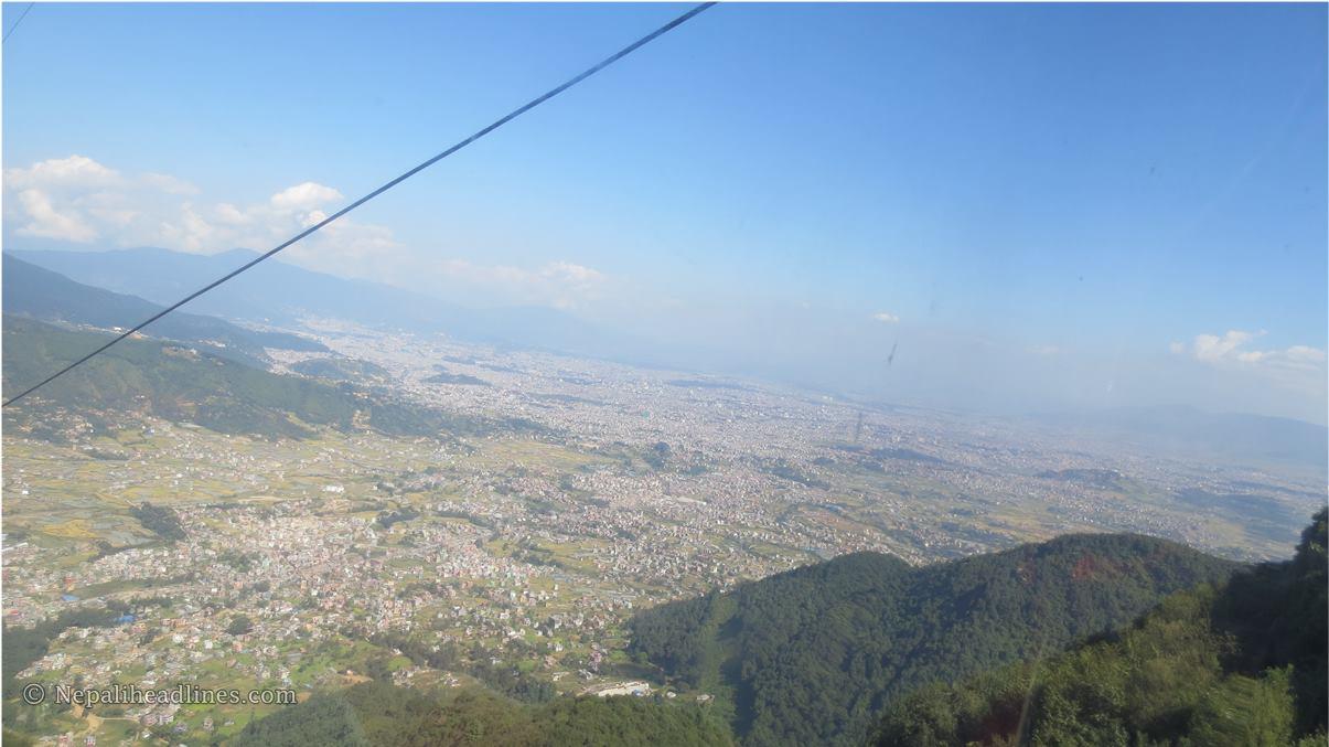 chandragiri-cablecar-kathmandu-view-3
