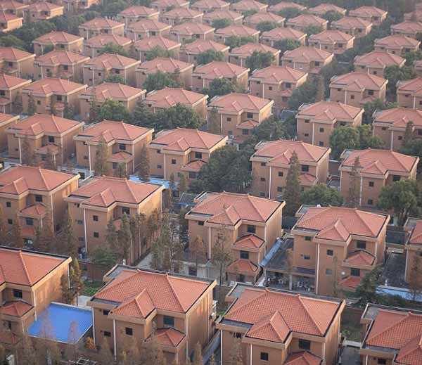 china-model-village