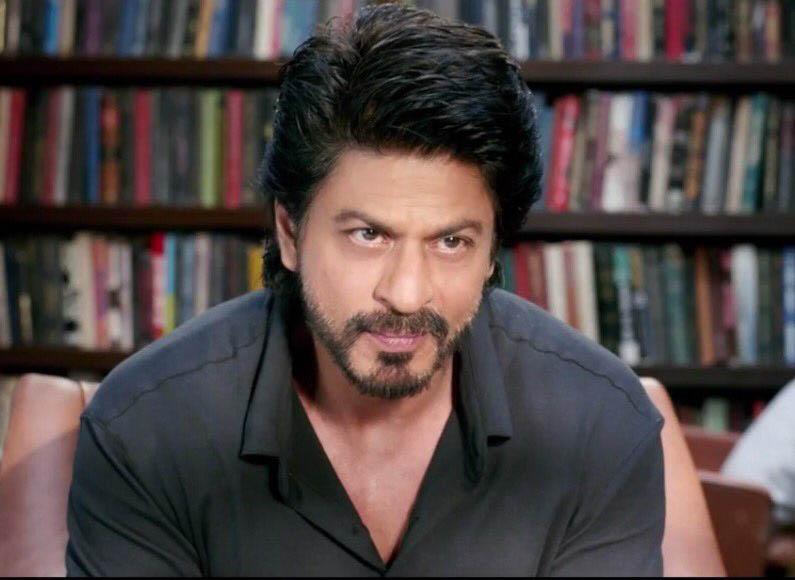 shahrukh khan in dear zindagi