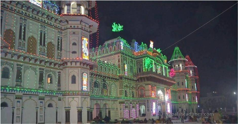 Preparations for Vivah Panchami in full swing