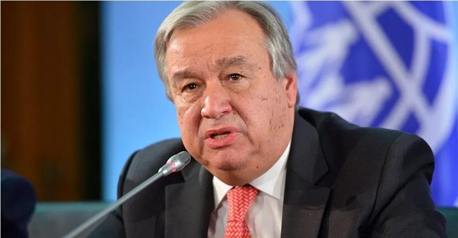 UN chief calls for political solution to Korean crisis