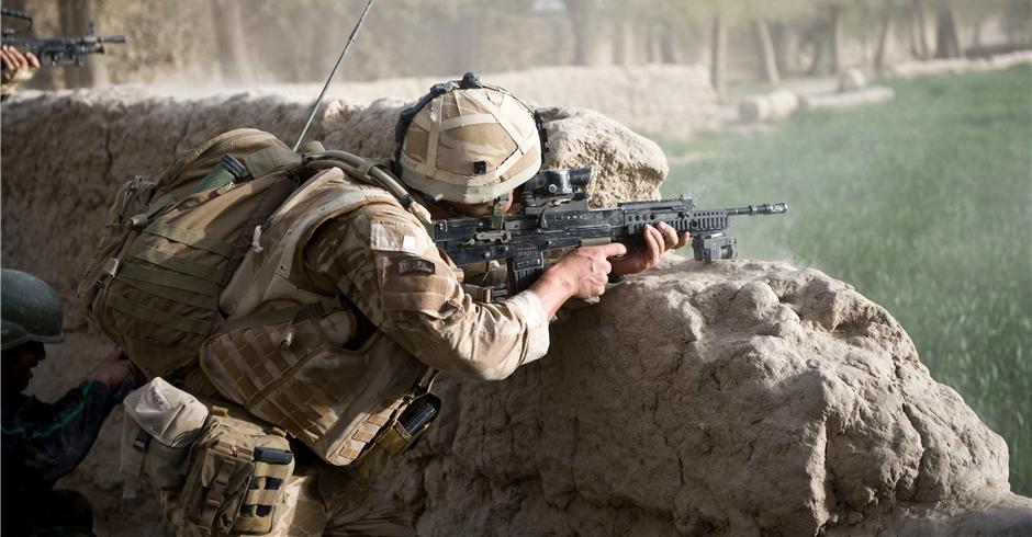 अफगानिस्तान द्वन्द: १८ लडाकू मारिए