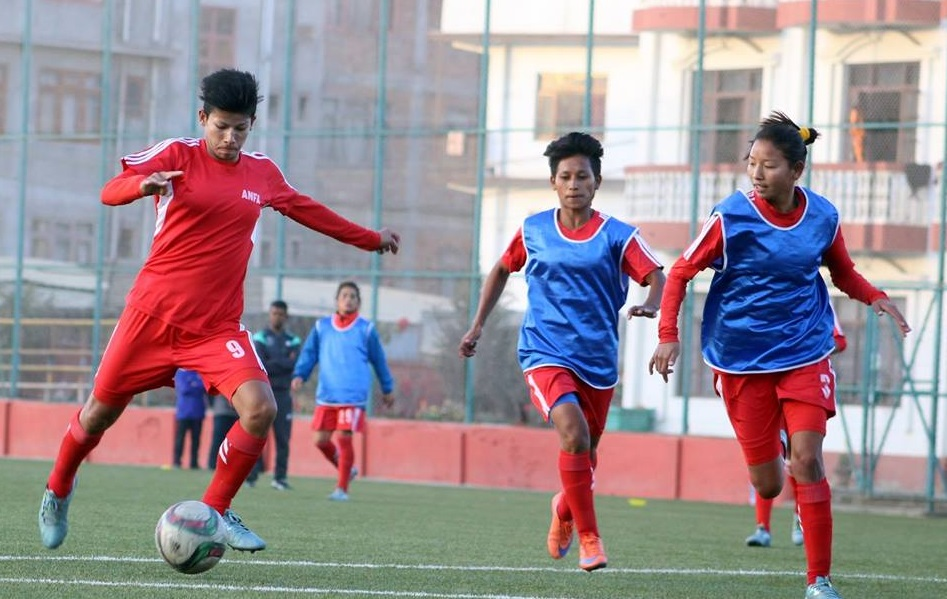 nepali-women-football
