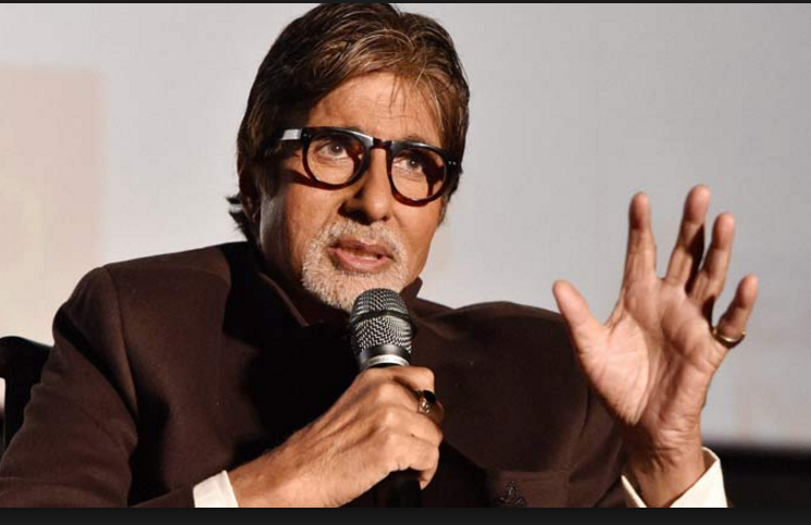 Big B celebrates 48years in films, shares nostalgic photos