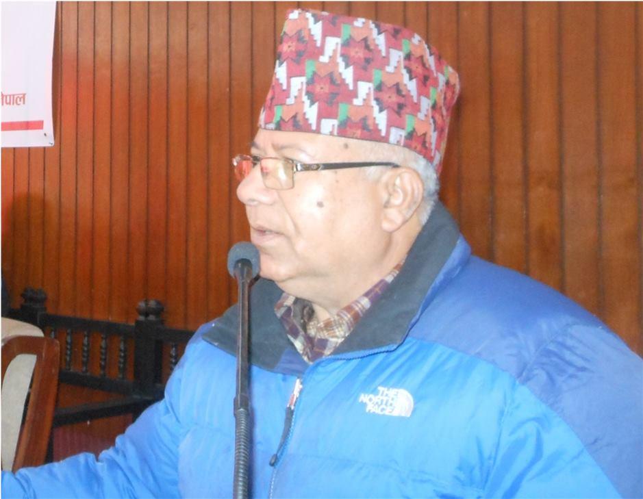 निर्वाचन हुनेमा आशावादी छु: नेता नेपाल