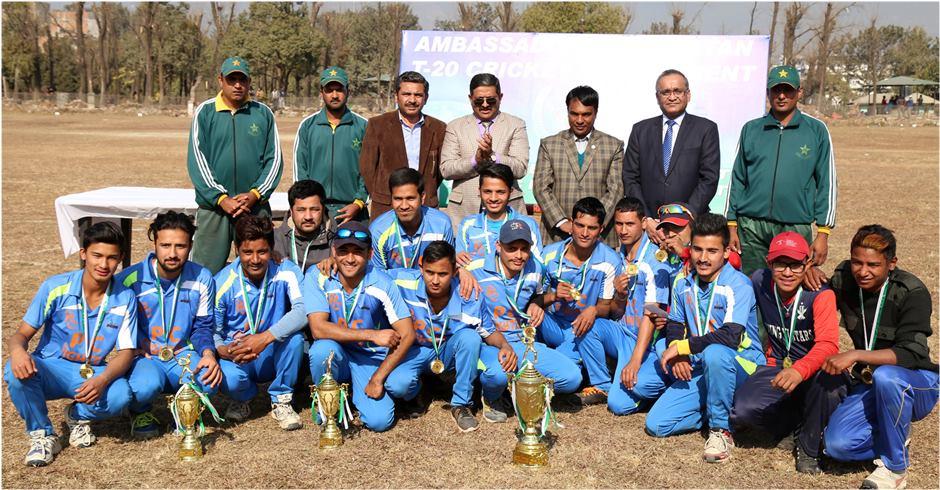 pakistani-ambassador-cricket-championship-winners-awarded