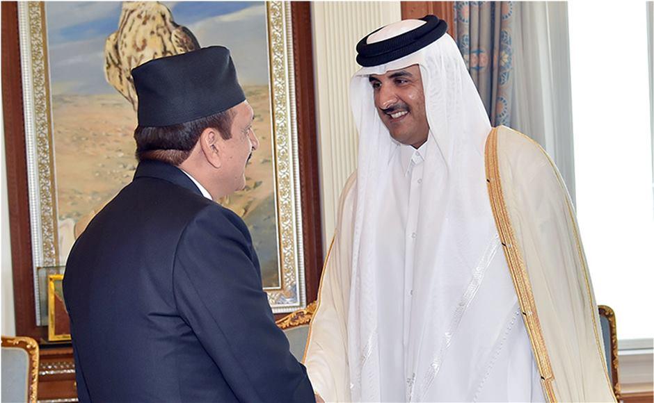 qatars-amir-prakash-sharan-mahat