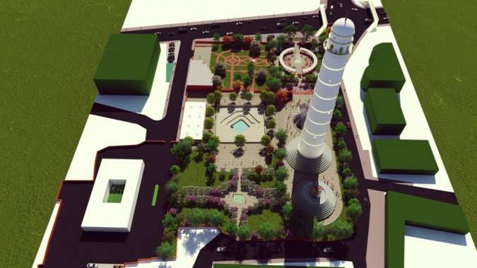 NRA asks Nepal Telecom to submit progress details on Dharahara reconstruction