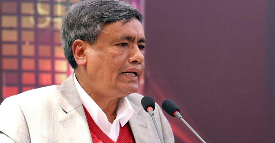 Minister Karki underscores need to link IT with development activities