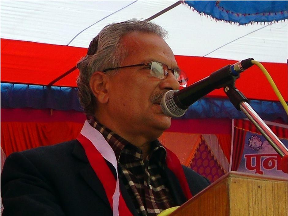 Tarai issues should be resolved soon: Dr Bhattarai