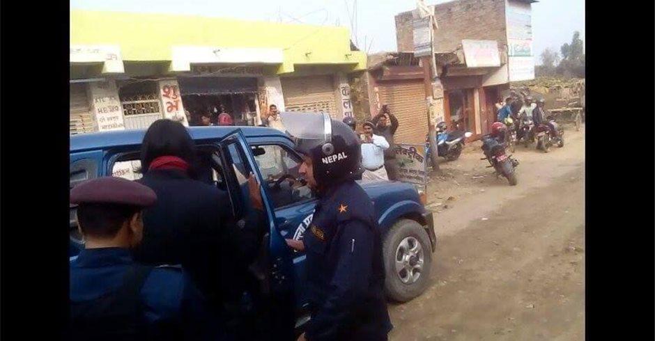 Police arrest CK Raut