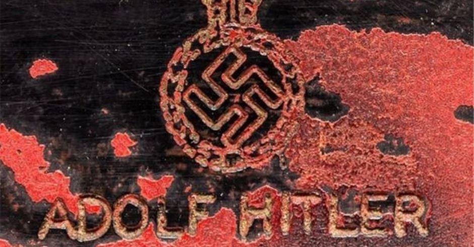 हिटलरको जनसंहारको हतियार लिलामीमा बिक्री