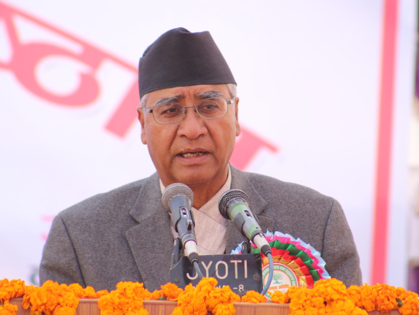 Govt serious to resolve the problems of freed Kamaiya: PM