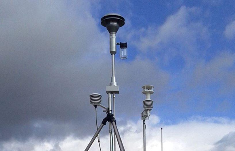 रत्नपार्कमा 'वायु गुणस्तर मापन केन्द्र' स्थापित