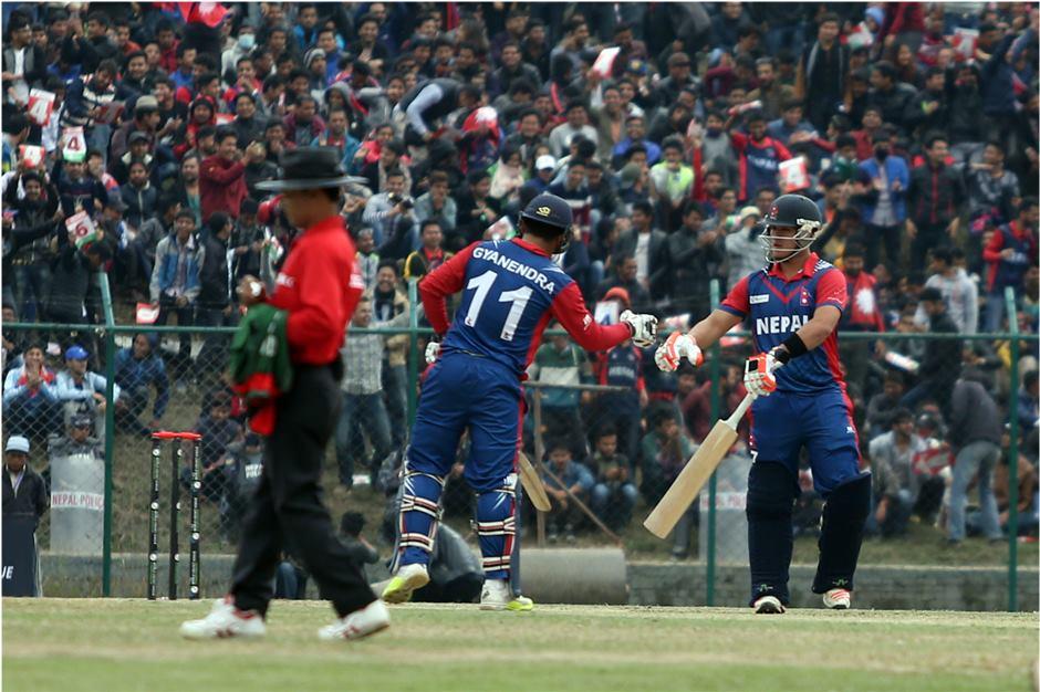 ओमनमा हुने टि ट्वेन्टी क्रिकेट नेपालले खेल्ने, पहिलो खेल हङकङसँग