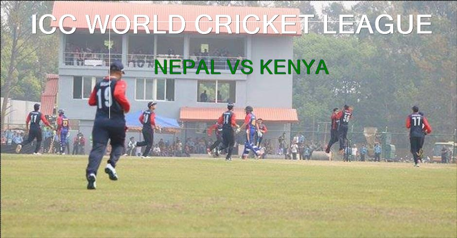 केन्याविरुद्ध नेपाली टोली निरीह, जित्नका लागि बलिङमा चमत्कारको खाँचो