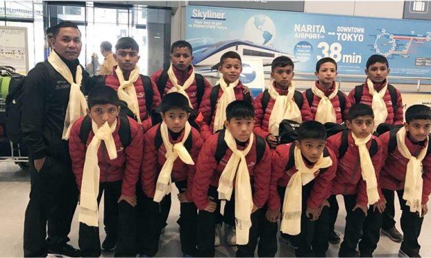 Nepal to play in Copa Puma U-12 football championship