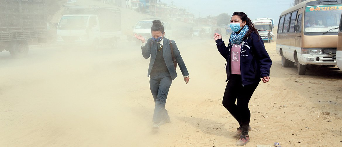 Parliamentarians for effective mechanism to control air pollution
