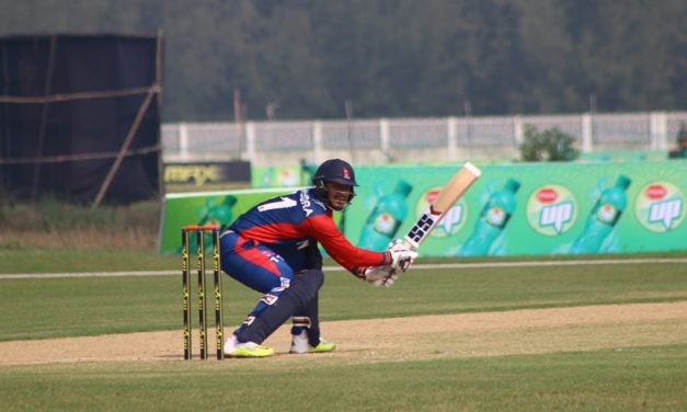 Nepal defeats Hong Kong by seven wickets
