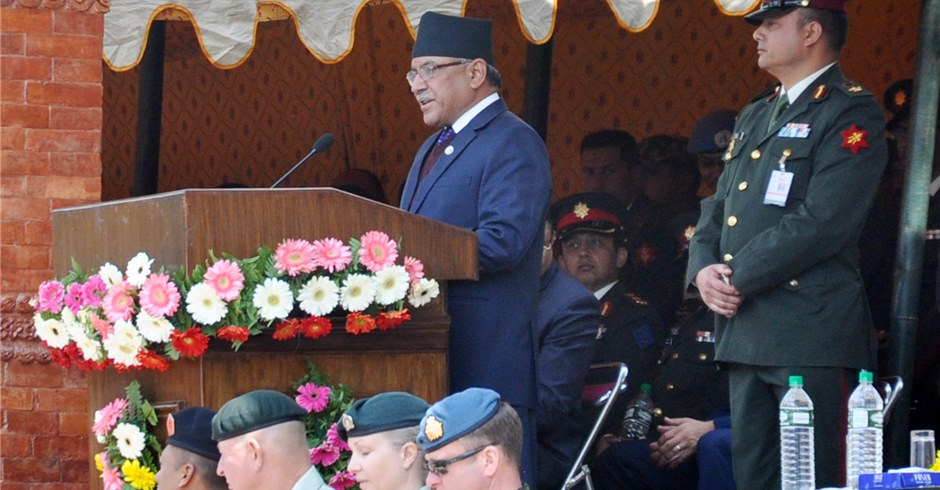 NA has worked with multinational army: PM Dahal