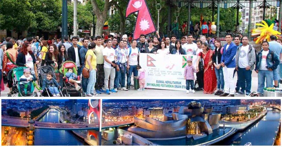 सरकारी भत्तामा रमाउँदै स्पेनमा ४ सय नेपाली