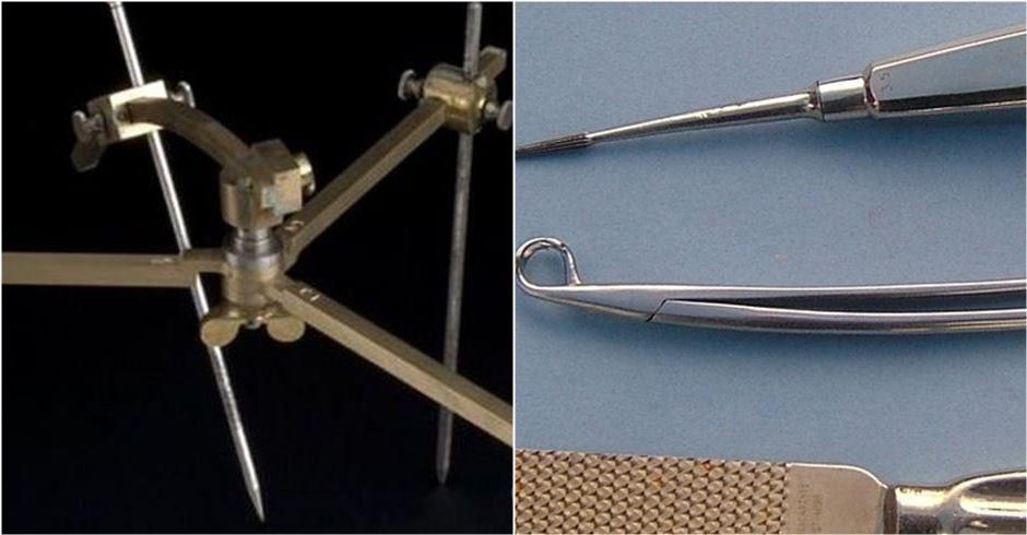यस्ता छन ३०० वर्ष पहिले अपरेशनका लागि  प्रयोग हुने घरेलु औजार