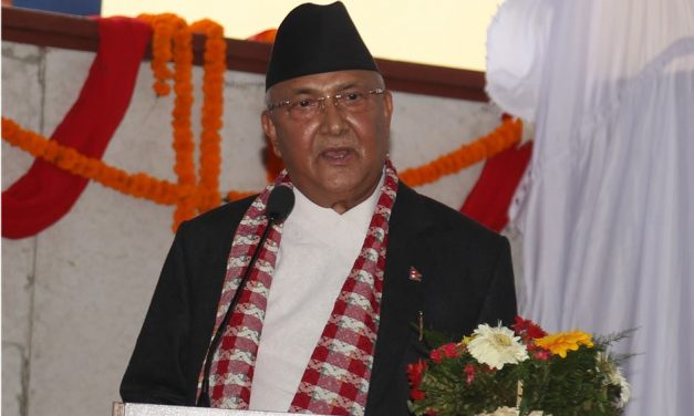 Budget questions credibility of election: Chairman Oli
