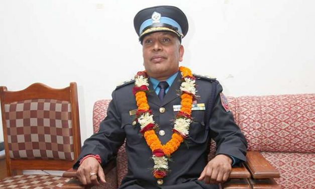 IGP Aryal leaves for China to attend INTERPOL Assembly