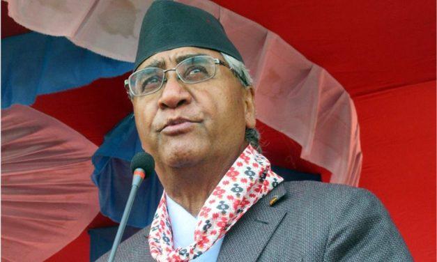 Strong local democracy will propel Nepal's prosperity-Deuba