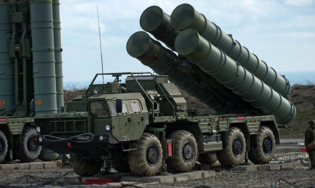 Turkey says close to S-400 missile purchase deal with Russia
