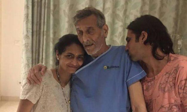 Shocked to see Vinod Khanna looking so frail: Irrfan Khan
