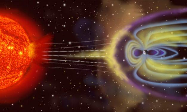 सूर्यबाट पृथ्वीमा शक्तिशाली सौर्य बतास आउँदै, चुम्बकिय आँधीको सम्भावना