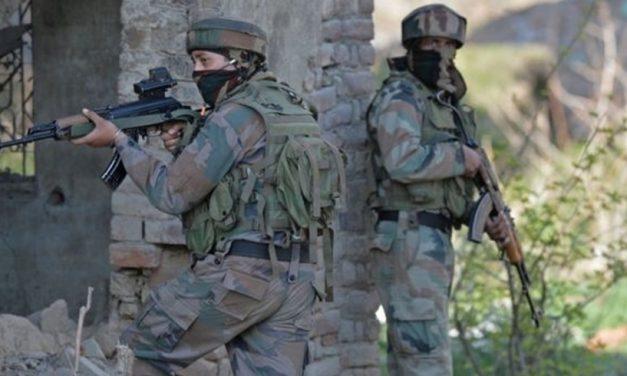 भारतीय सेनामाथि कश्मिरमा आक्रमण, ३ को मृत्यु