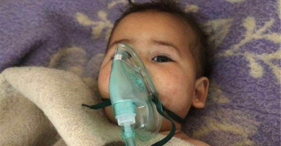 72 dead in suspected Syria chemical attack: new toll