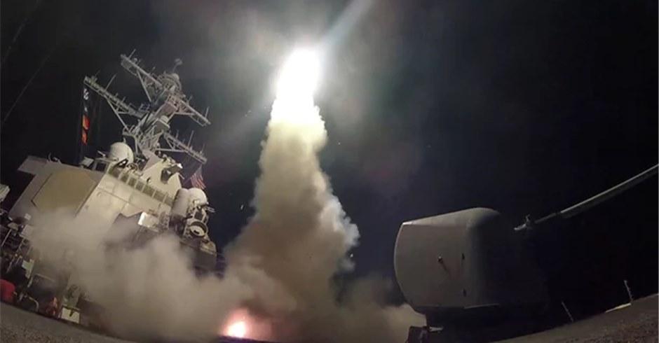 इराकमा रकेट आक्रमण