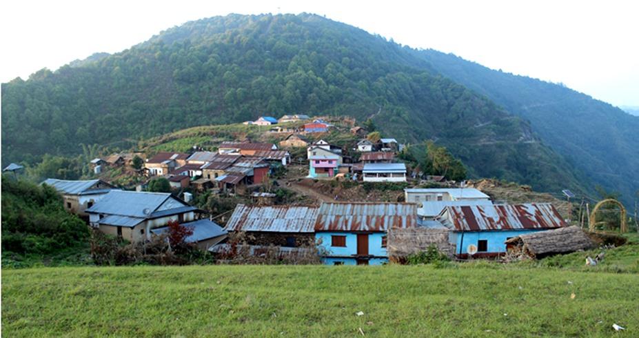 बाह्रै महिना गर्मी नहुने जेफाले : पर्यटकलाई आकर्षणको केन्द्र