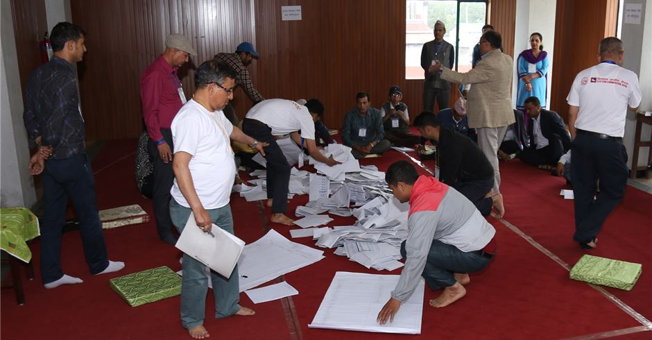 Pandey becomes first woman to claim rural municipality chairperson